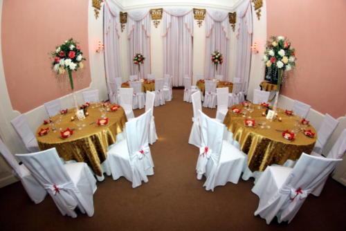 Stôl okrúhly skladací ø 160/180cm